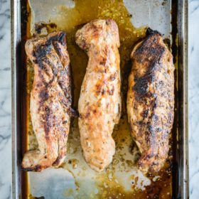 Perfect Oven-Roasted Pork Tenderloin