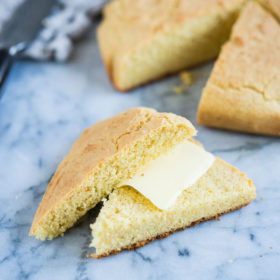 Easy Gluten-Free Cornbread