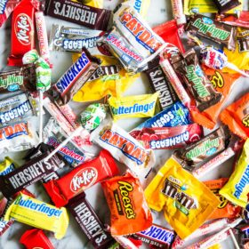 Healthier Halloween Candy Guide