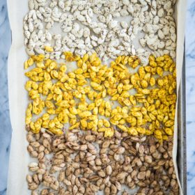 Perfect Homemade Pumpkin Seeds in 3 Flavors