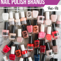 the best non-toxic nail polish brands