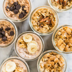 15 Easy Overnight Oats Recipes