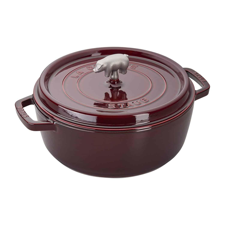 staub cocotte - best cookware