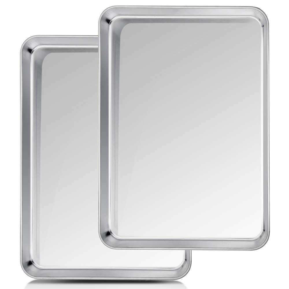 stainless steel baking sheets - best cookware