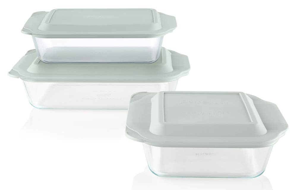 pyrex dishes - best cookware