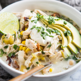 Creamy White Chicken Chili Recipe