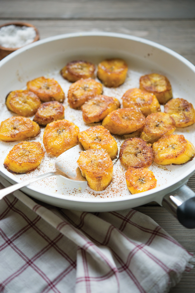 Pan Fried Sweet Plantains Fed Fit