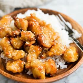Crispy General Tso's Chicken Recipe