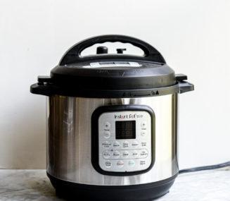 instant pot duo crisp with regular lid