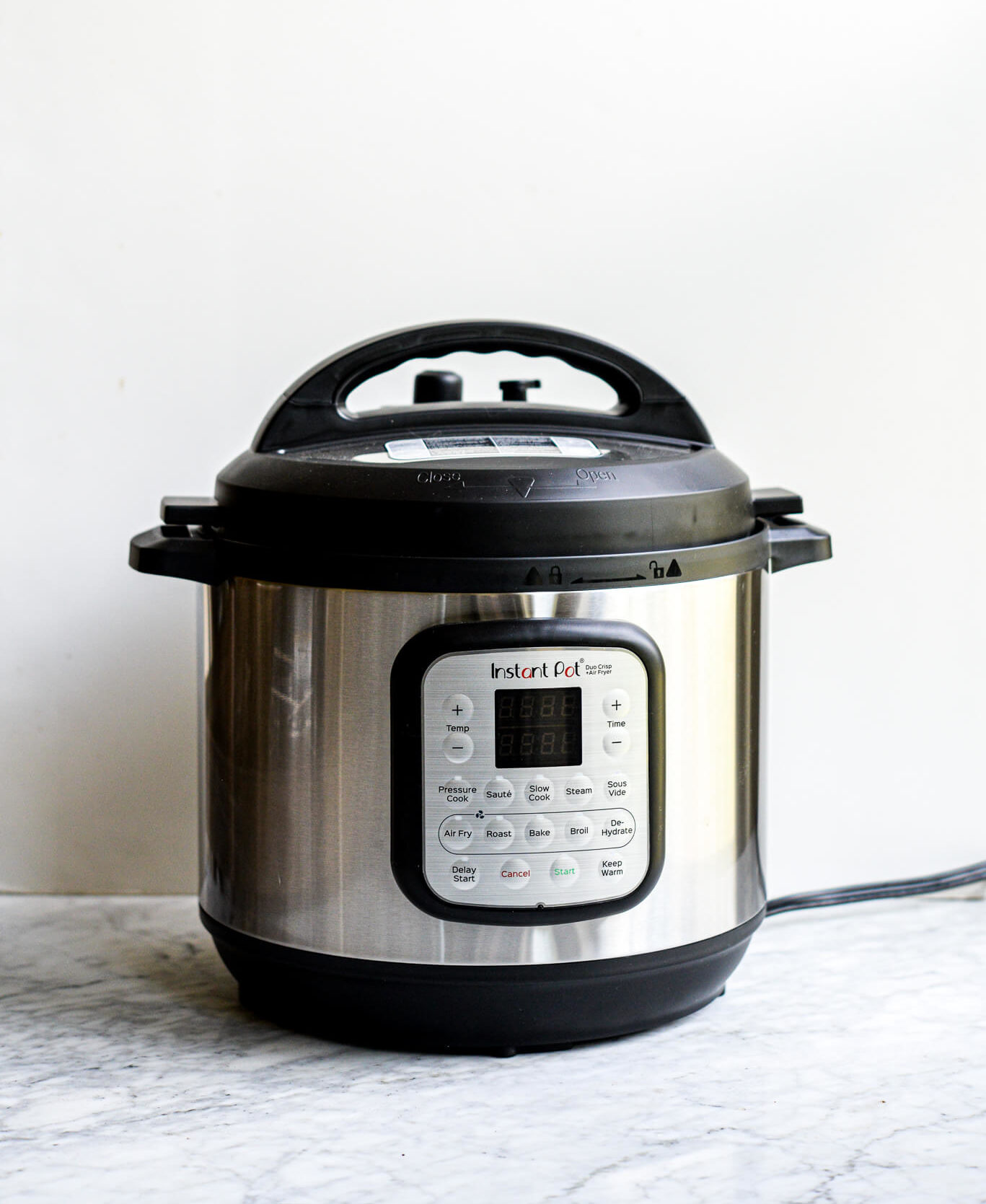 instant pot duo crisp with regular lid
