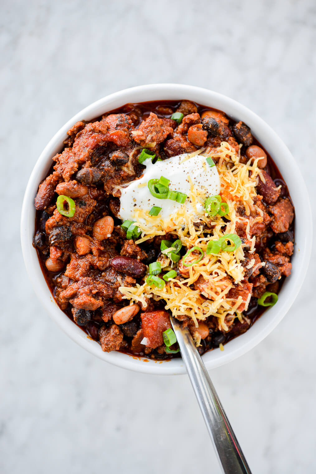 Best Easy Beef Chili Recipe Fed Fit
