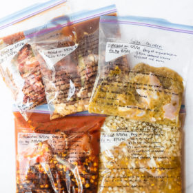 10 Best Crockpot Freezer Meals