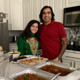 Get to Know Tuesdays – Sarah Mirza & Vaquas Saleem of Two Cloves in a Pot