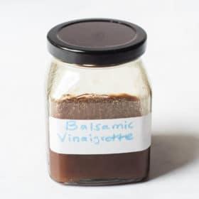 The Best Balsamic Vinaigrette Dressing