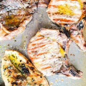 Best Grilled Bone In Pork Chops