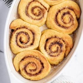 The Best Gluten Free Cinnamon Rolls