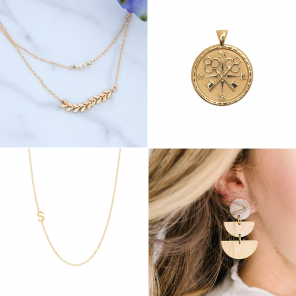 best small business jewelry gifts